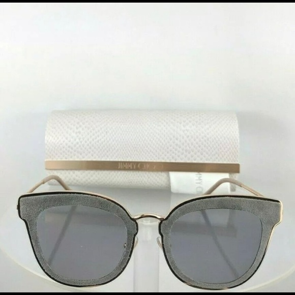 Jimmy Choo Accessories - Brand New Authentic Jimmy Choo Sunglasses Nile/S